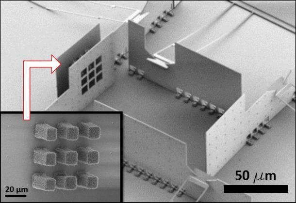 Microelectromechanical System Platform